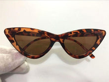 Load image into Gallery viewer, Cat Eye Shade Fashion Sunglasses