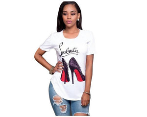 Tee Tops Casual T-shirt