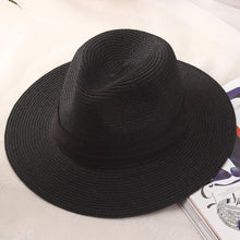 Load image into Gallery viewer, Unisex Casual Straw Hat