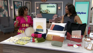 Featured on Cityline
