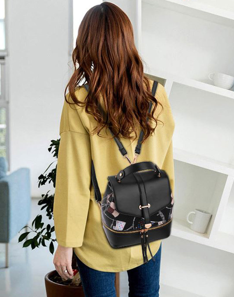 Woman Backpack dz-D6677