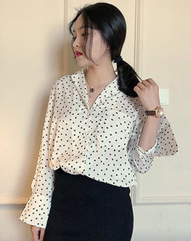 Woman Long Sleeve Shirt eg-B129282
