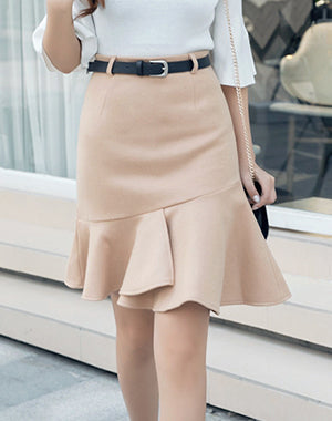 Woman Short Skirt ep-B1050s