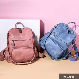 Woman backpack ZB-e0294