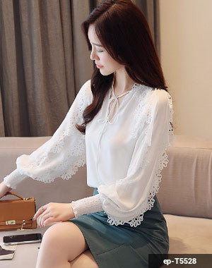 Woman Long Sleeve Shirtep-T5528