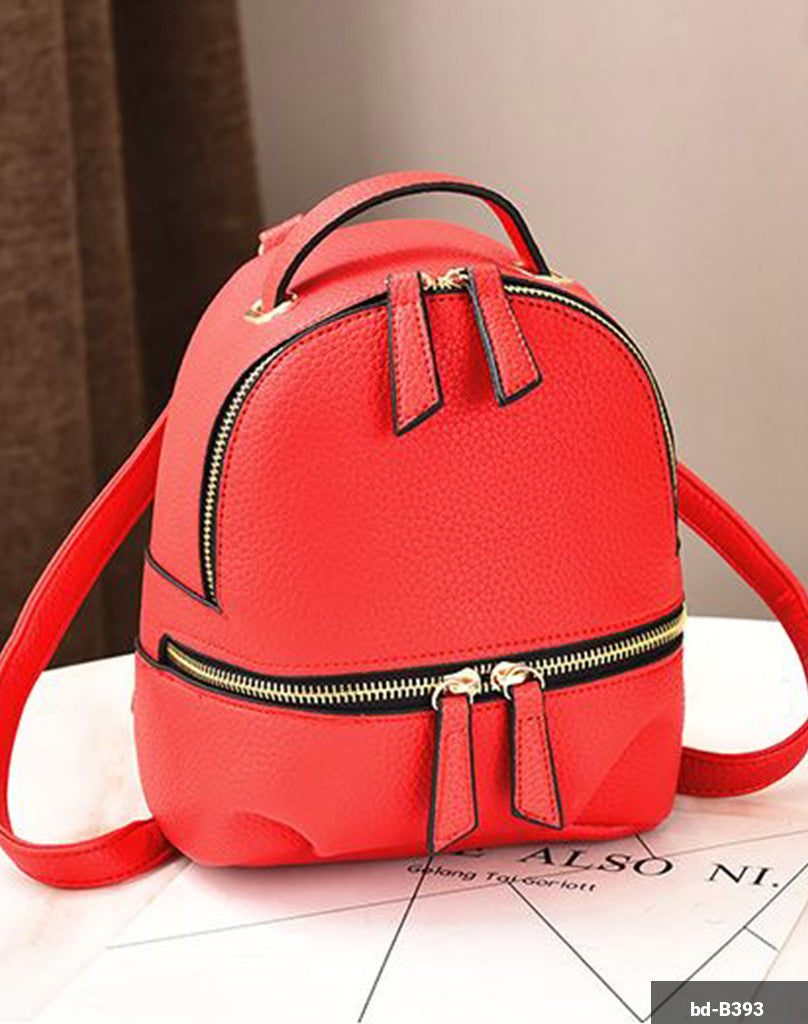 Image of Woman Backpack bd-B393