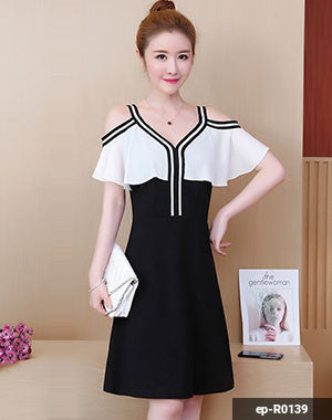 Woman Short  Dress ep-R0139