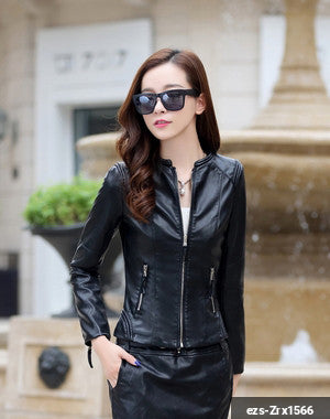 Women Jacket ezs-Zrx1566