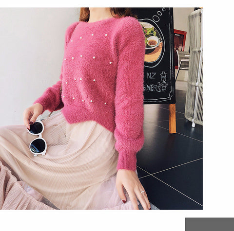 Image of Women Long Sleeve Shirt er-NF6268