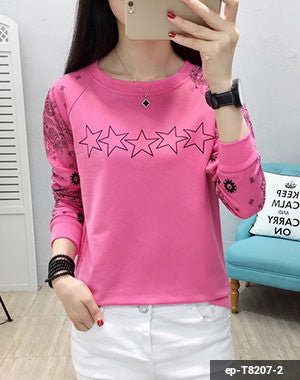 Image of Woman T-Shirt ep-T8207-2