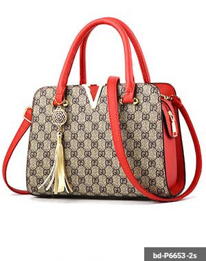 Woman Handbag bd-P6653-2s