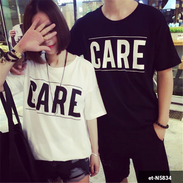 Couple T-Shirt et-N5834