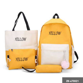 Woman backpack ZB-e70021