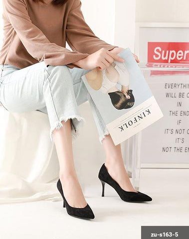 Woman Shoes zu-s163-5