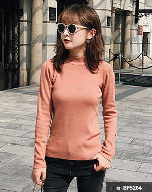 Woman Long Sleeve Shirt er-BF5264