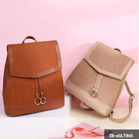 Woman backpack ZB-eGLT865