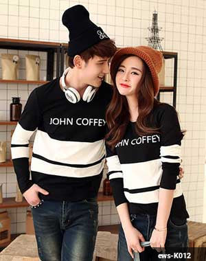 Couple T-Shirt ews-K012