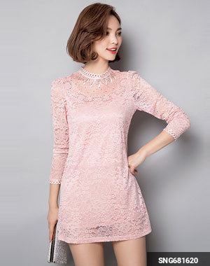 Women Short Dress SNG681620