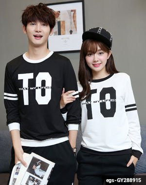 Couple T-Shirt egs-GY288915