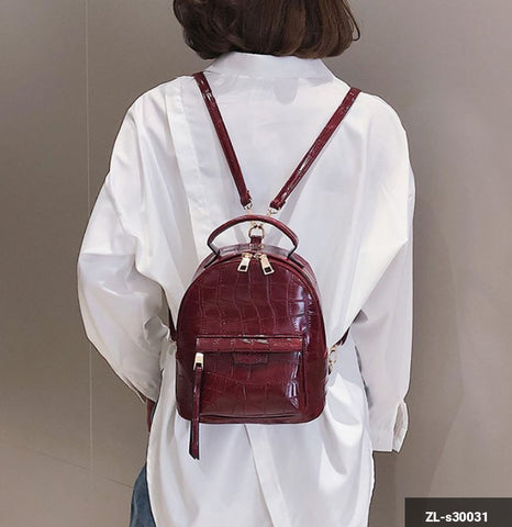 Image of Woman Backpack ZL-s30031