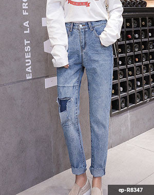 Woman Jeans ep-R8347