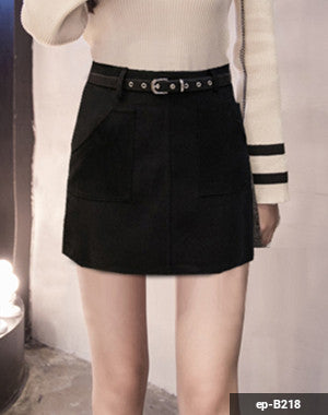 Woman Short Skirt ep-B218