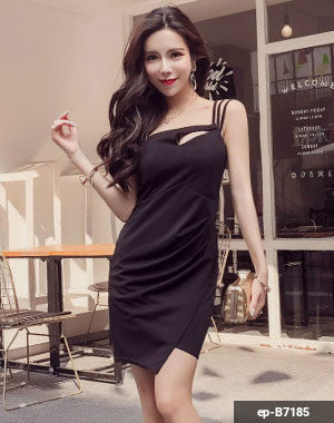 Woman Short Dress ep-B7185