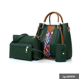 Woman handbag Lg-eX7078(set)