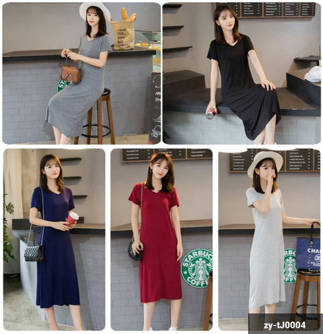 Woman Long  Dress zy-tJ0004