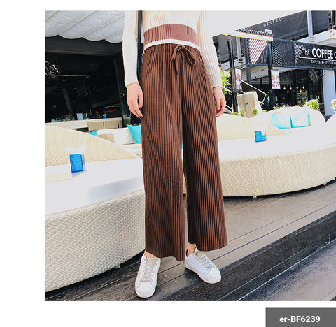 Image of Woman Trousers er-BF6239