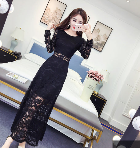 Woman Long Dress ep-T358s