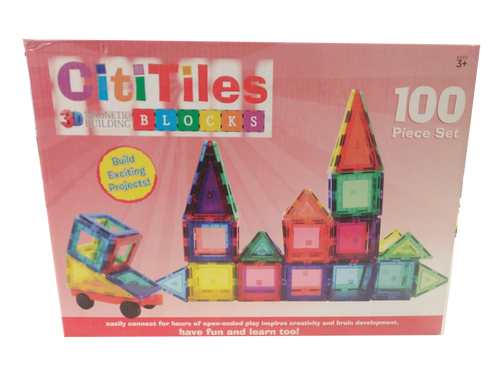 Citi Tiles 100 Piece Super Set (CT100)