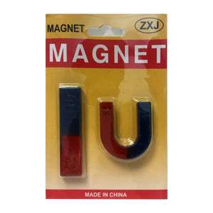 U Shape magnet with stick (T8452)