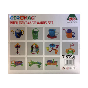Giromag Magic Wands 268 Piece