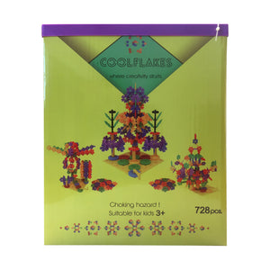 Cool Flakes 728 Piece Deluxe Box (T8568)
