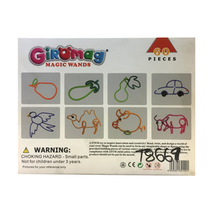 Giromag 60 Piece Magic Wands