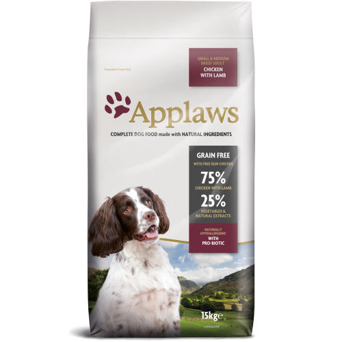 Applaws Medium Breed Adult Lamb
