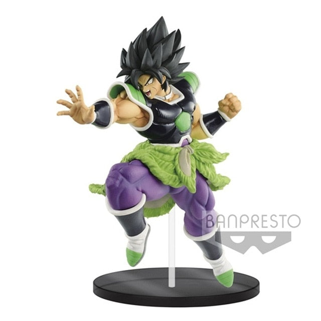Action figure Broly Dragon ball Super