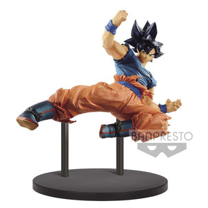 Action figure Goku Ultra instinto incompleto