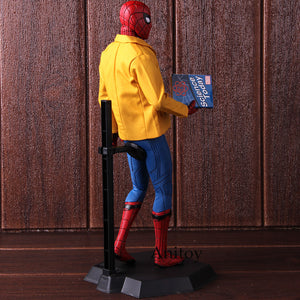 Action Figure Spiderman Homecoming (casaco)