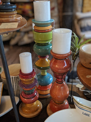 Pillar/Candle Holders