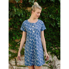 Faces Shirt Dress