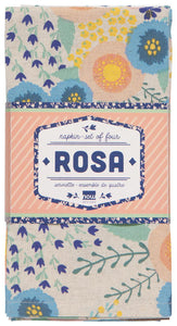 Rosa Napkins (Set of 4)