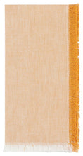 Ochre Chambray Napkins (Set of 4)
