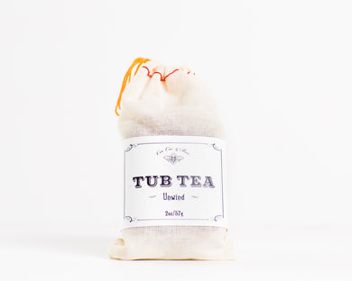 Unwind Tub Tea Bath Soak 2oz