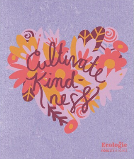 Cultivate Kindness Swedish Dishcloth