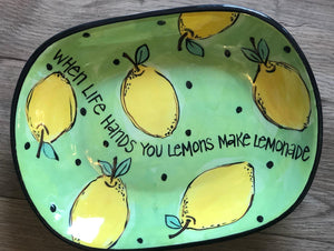Lemon Dishes (Local)
