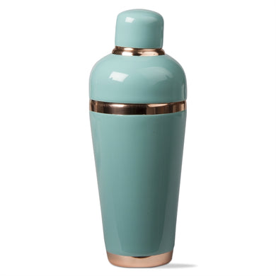 Teal Cocktail Shaker