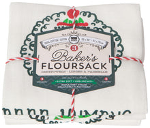 Baaa Humbug Bakers Floursack Tea Towels (Set of 3)