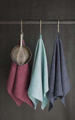 Heirloom Linen Dishtowels (4 Styles/Color Options)
